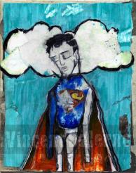 A Superman by Vincent Salerno
