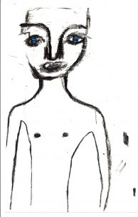 Blue Eyes By Vincent Salerno