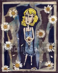 Daisy Maid By Vincent Salerno Sold