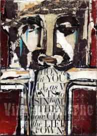 Jesus By Vincent Salerno