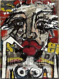 Lips By Vincent Salerno