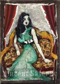 Woman By Vincent Salerno Sold