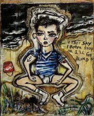 Sailor Boy By Vincent Salerno